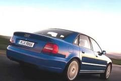 Audi A4 sedana foto attēls 3