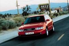 Audi A4 Avant universāla foto attēls 11