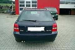 Audi A4 Avant universāla foto attēls 7
