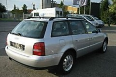 Audi A4 Avant universāla foto attēls 17