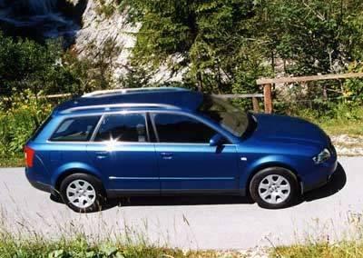 Audi A4 Avant Estate Car Photo Image 3