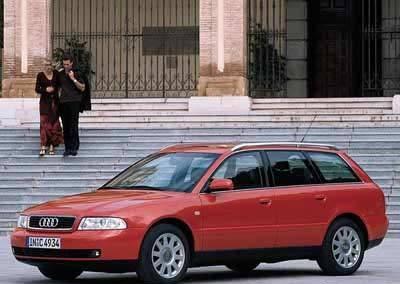 Audi A4 1999 foto attēls