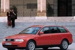 Audi A4 Avant universāla foto attēls 6