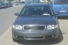 Audi A4 Avant universāla foto attēls 14