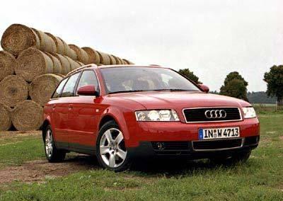 Audi A4 2001 foto attēls