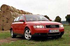 Audi A4 Avant universāla foto attēls 9
