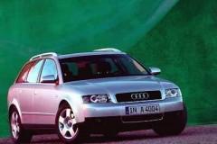 Audi A4 Avant universāla foto attēls 5