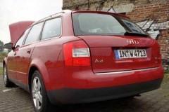 Audi A4 Avant universāla foto attēls 4