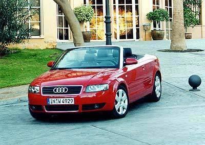 Audi A4 2002 foto attēls