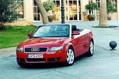Audi A4 kabrioleta foto attēls 10