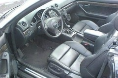 Audi A4 kabrioleta foto attēls 9
