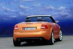 Audi A4 kabrioleta foto attēls 7