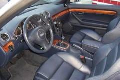 Audi A4 kabrioleta foto attēls 6