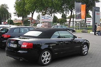 Audi A4 Cabrio 2002 2005 Reviews Technical Data Prices