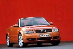 Audi A4 kabrioleta foto attēls 4