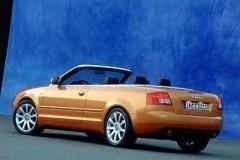 Audi A4 kabrioleta foto attēls 2