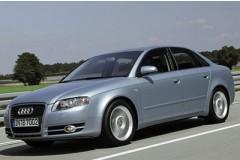Audi A4 sedana foto attēls 12