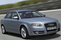 Audi A4 sedana foto attēls 13