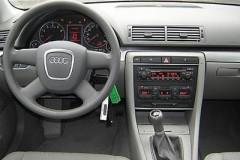 Audi A4 sedana foto attēls 8