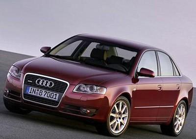 Audi A4 2004 foto attēls