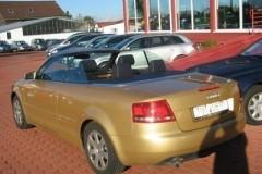 Audi A4 kabrioleta foto attēls 5
