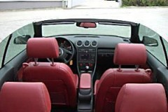 Audi A4 kabrioleta foto attēls 13