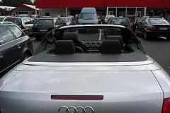 Audi A4 kabrioleta foto attēls 11