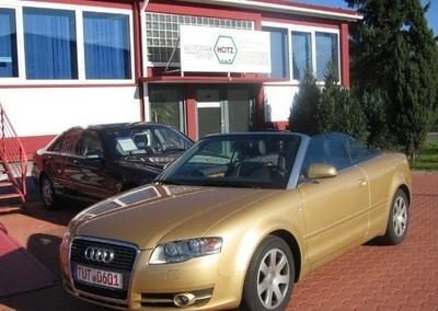 Audi A4 2005 foto attēls