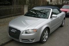 Audi A4 kabrioleta foto attēls 12