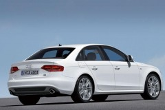Audi A4 sedan photo image 2