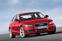 Audi A4 sedan photo image 8