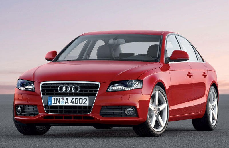 Audi A4 2007 photo image