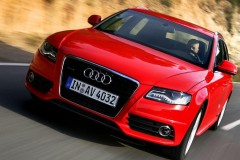 Audi A4 Avant universāla foto attēls 3