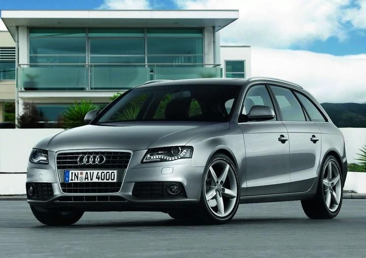 Audi A4 Avant Estate car / wagon 2008 - 2011 reviews, technical data
