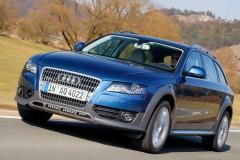 Audi A4 Allroad universāla foto attēls 6