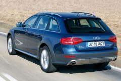 Audi A4 Allroad estate car photo image 8