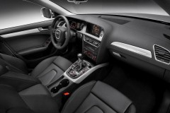 Audi A4 Allroad estate car photo image 9