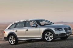 Audi A4 Allroad estate car photo image 10