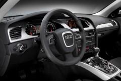 Audi A4 Allroad estate car photo image 5