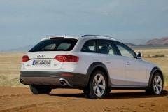 Audi A4 Allroad estate car photo image 3