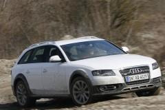 Audi A4 Allroad estate car photo image 11