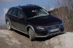 Audi A4 Allroad estate car photo image 2