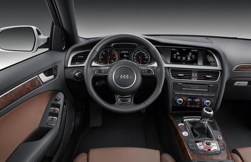 Audi Sedan Reviews Technical Data Prices