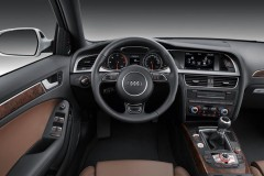 Audi A4 sedan photo image 17