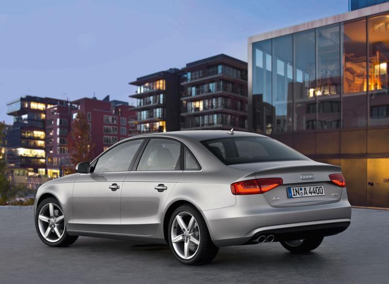 audi a4 sedan 2011 - 2015 reviews, technical data, prices