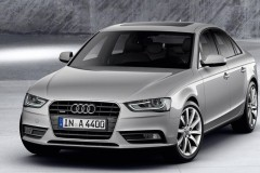 Audi A4 sedan photo image 4
