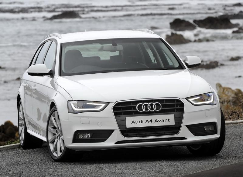 Audi A4 Avant Estate Car Wagon 2011 2015 Reviews Technical Data