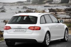 Audi A4 Avant universāla foto attēls 15