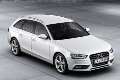 Audi A4 Avant universāla foto attēls 16