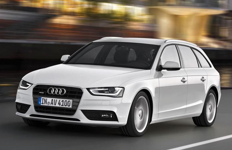 Audi A4 2011 foto attēls